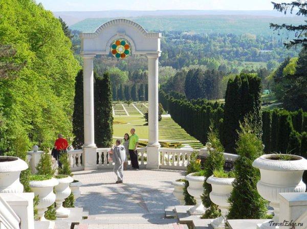 Курортный парк, г. Кисловодск