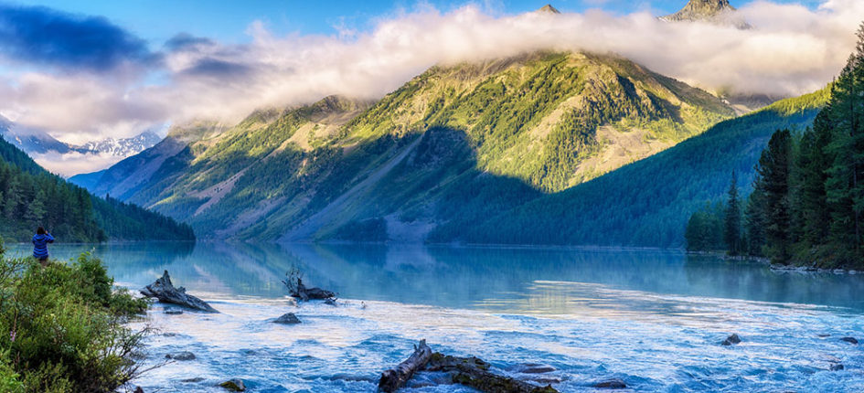 Алтайские горы, Горный Алтай