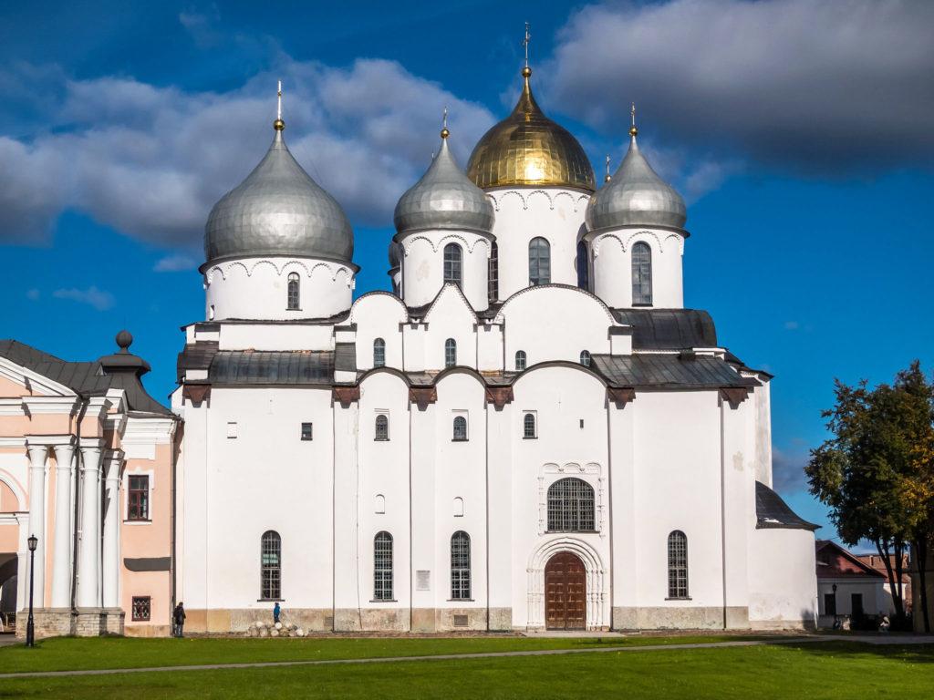 Софийский собор, Новгородская область