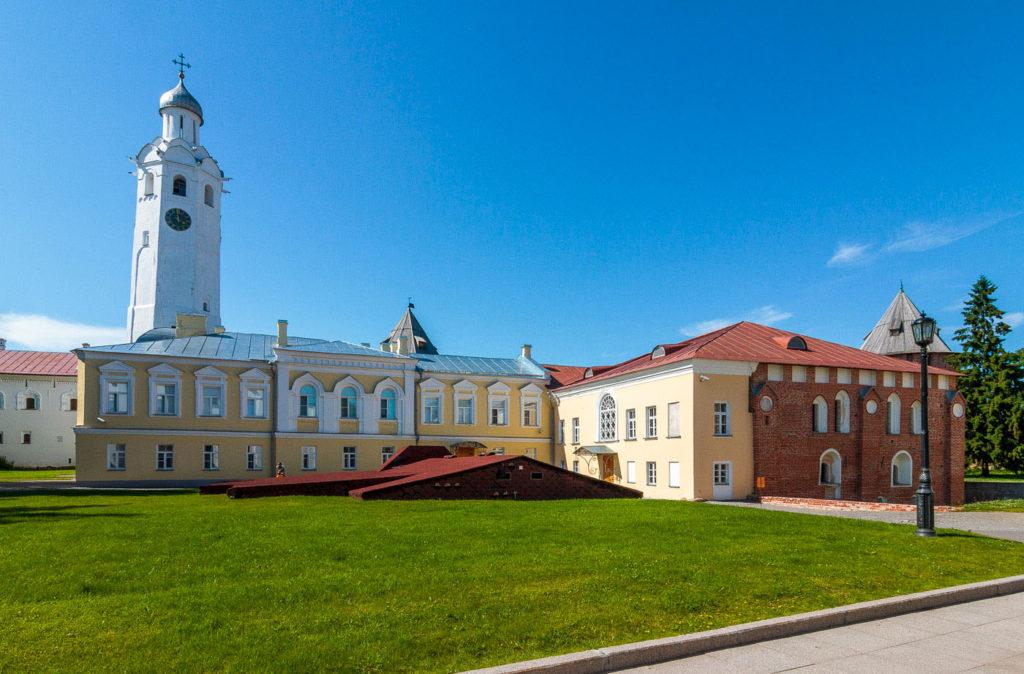 Владычный двор, Новгородская область