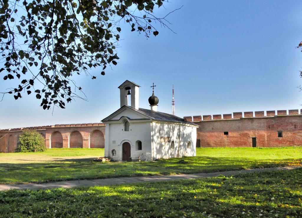 Церковь Андрея Стратилата, Новгородская область