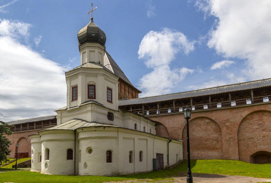 Церковь Покрова Пресвятой  Богородицы, Новгородская область