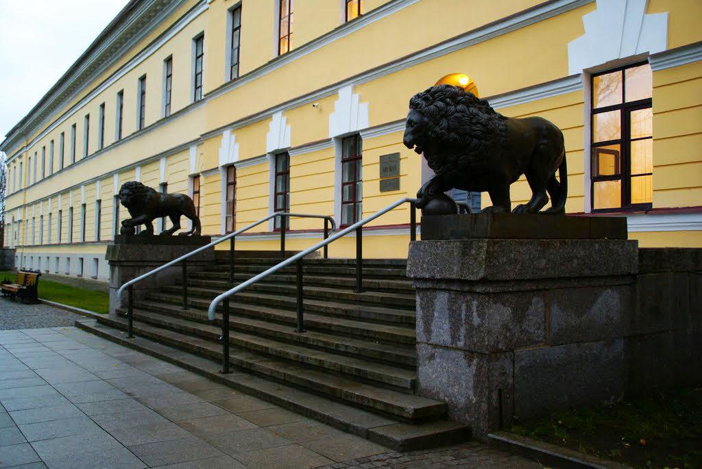 Здание Присутственных мест, Новгородская область
