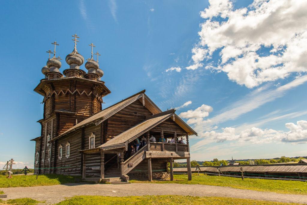 Церковь Покрова Пресвятой Богородицы, Кижи, Карелия