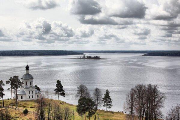 Озеро Селигер, Новгородская область, Тверская область