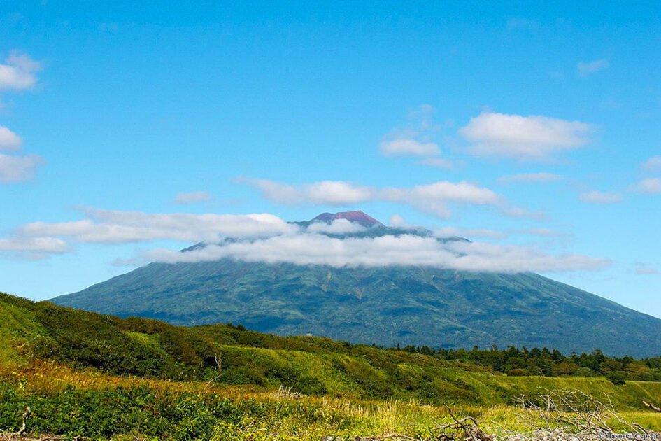 Вулкан Тятя, Сахалинская область