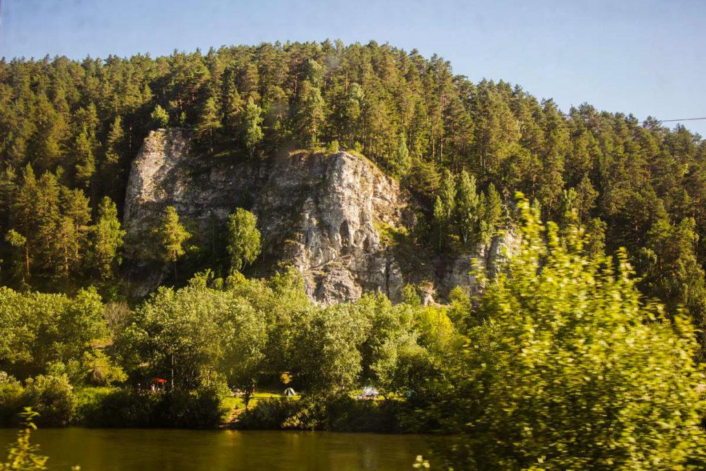 Гора Ермак, Кунгур, Пермский край