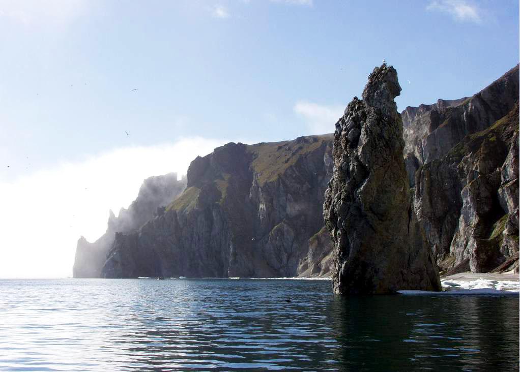 Остров Врангеля, Чукотский автономный округ