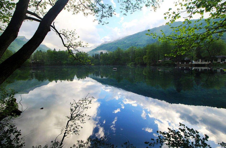 Голубые озёра, Кабардино-Балкарская республика