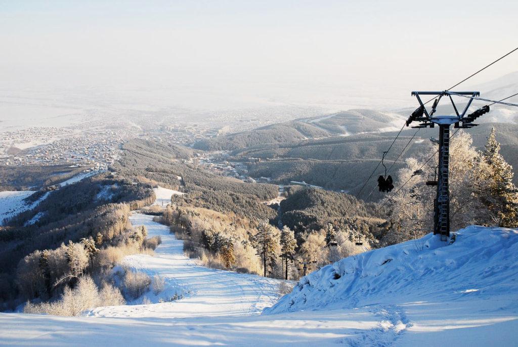 Горнолыжный комплекс Белокуриха, Алтайский край