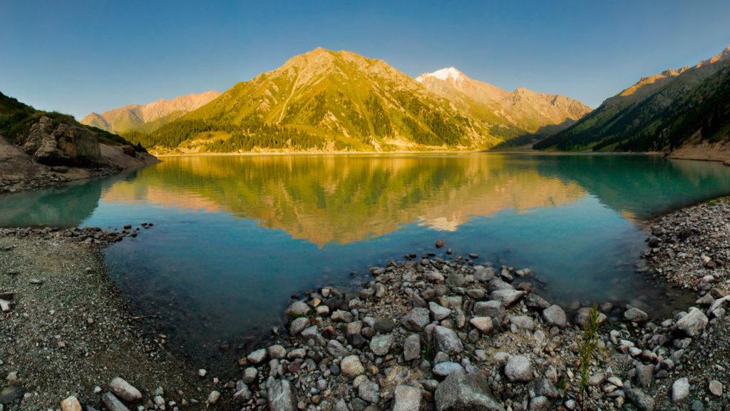 Озеро Орон, Иркутская область