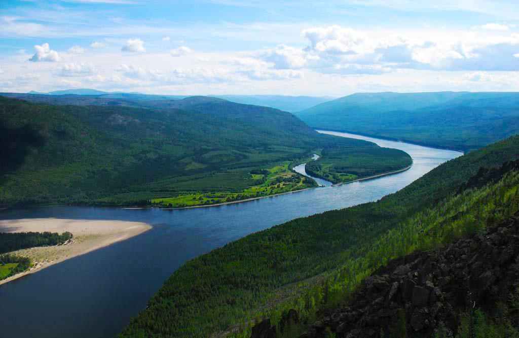 Река Витим, Иркутская область