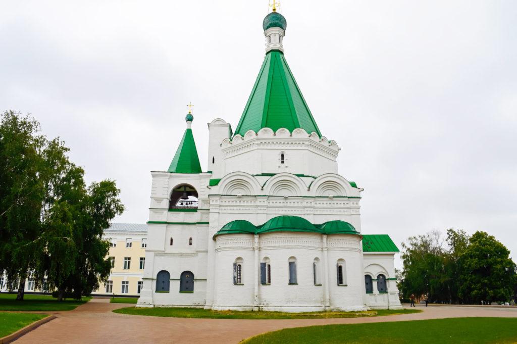 Церковь Михаила Архангела, Нижегородская область