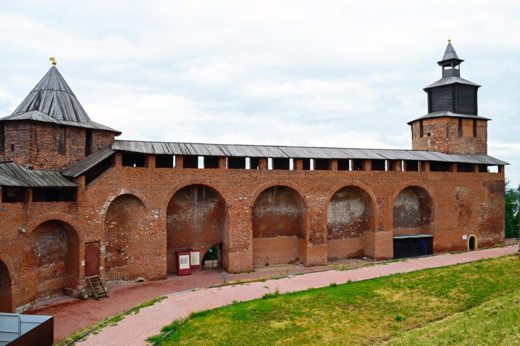 Нижегородский кремль, Нижегородская область,