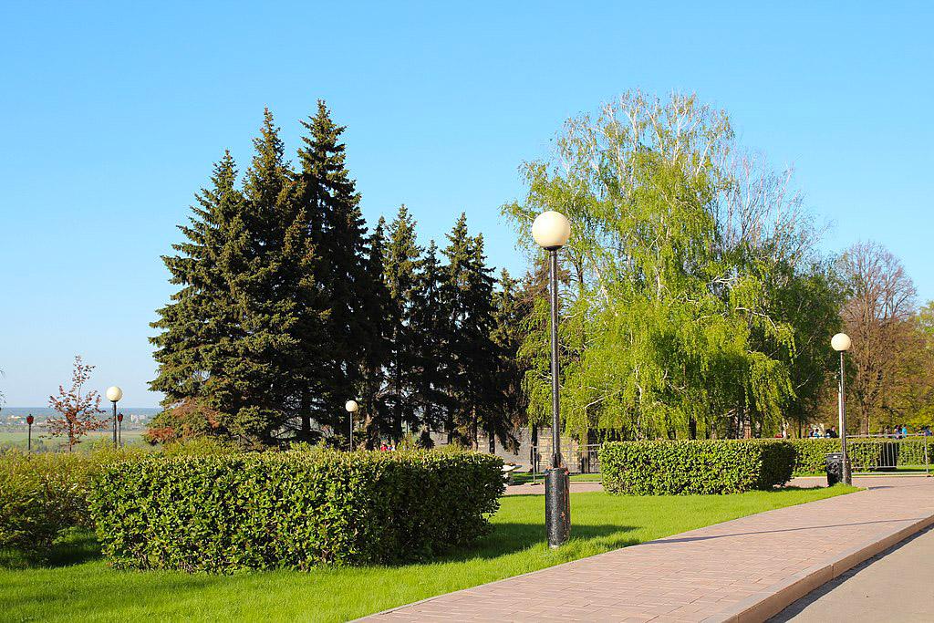 Губернаторский сад, Нижегородская область