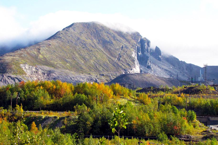 Гора Расвумчорр, Мурманская область