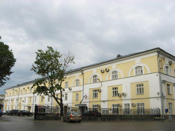 Гарнизонные казармы, Нижегородская область