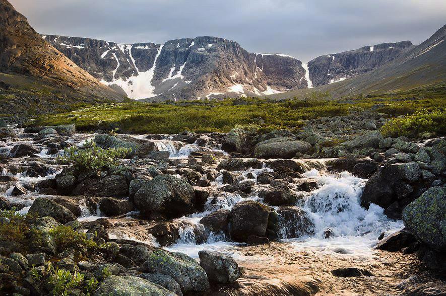 Гора Юдычвумчорр, Мурманская область. Фото с сайта - vulkan-gora.ru