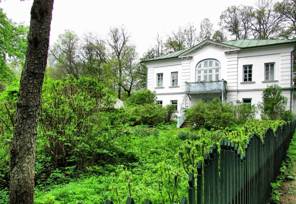 Флигель Кузминских, Ясная поляна, Тульская область