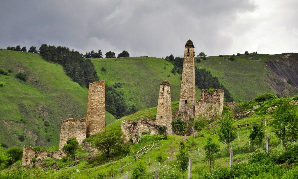 Башеннный комплекс Пялинг, Ингушетия