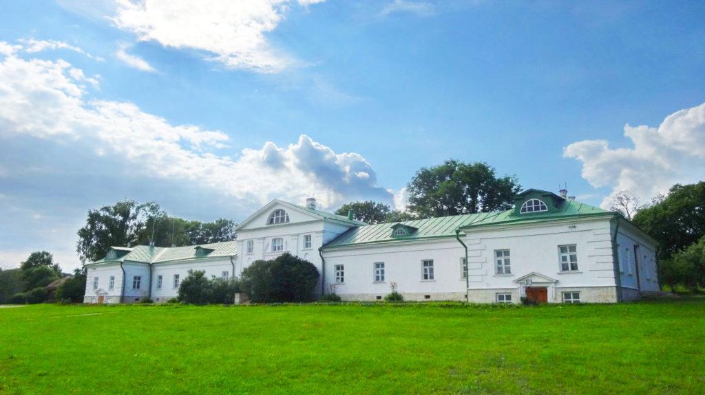 Дом князя Волконского, Ясная поляна, Тульская область