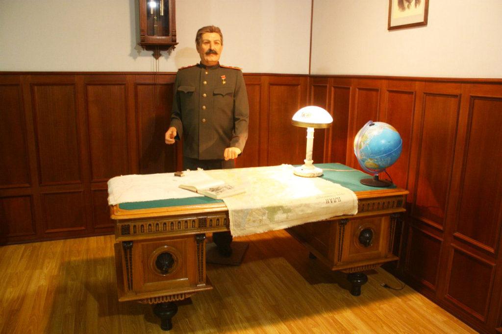 Музей Сталина, Мамаев курган, Волгоград