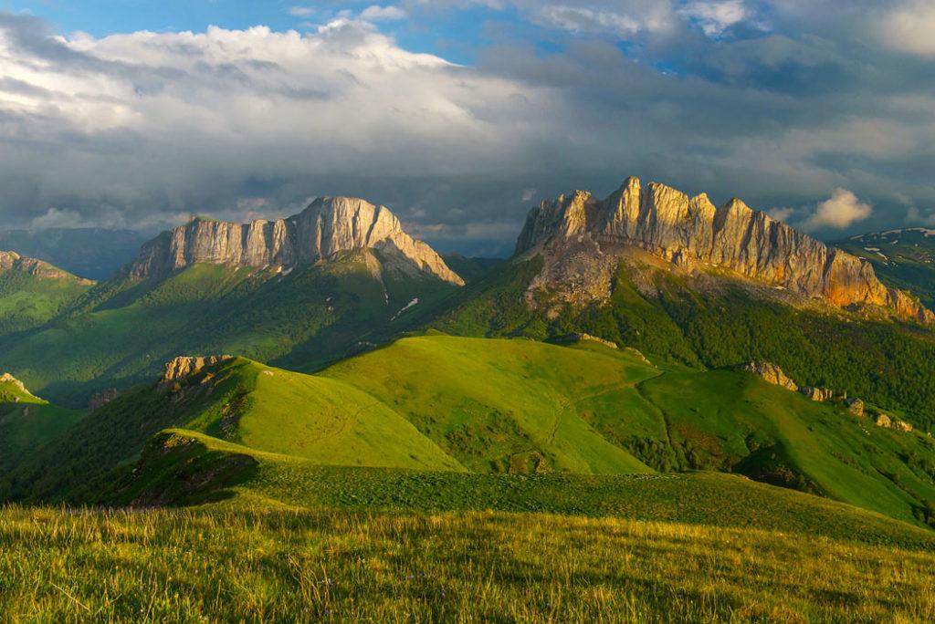 Гора Большой Тхач