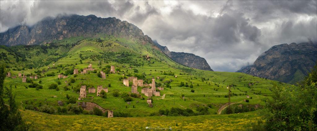 Эгикал, Ингушетия