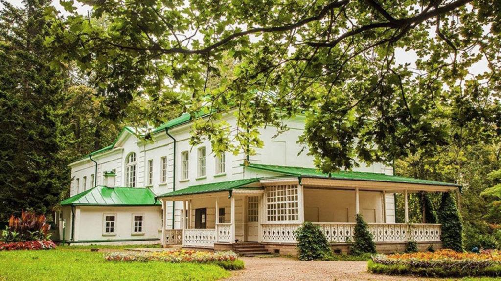 Дом Л. Н. Толстого, Ясная поляна, Тульская область