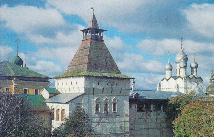 Водяная башня, Ярославская область