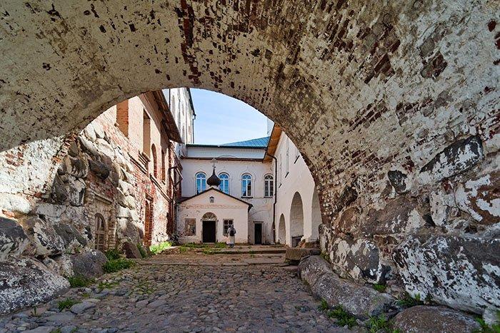 Соловецкий государственный музей-заповедник, Соловецкие острова