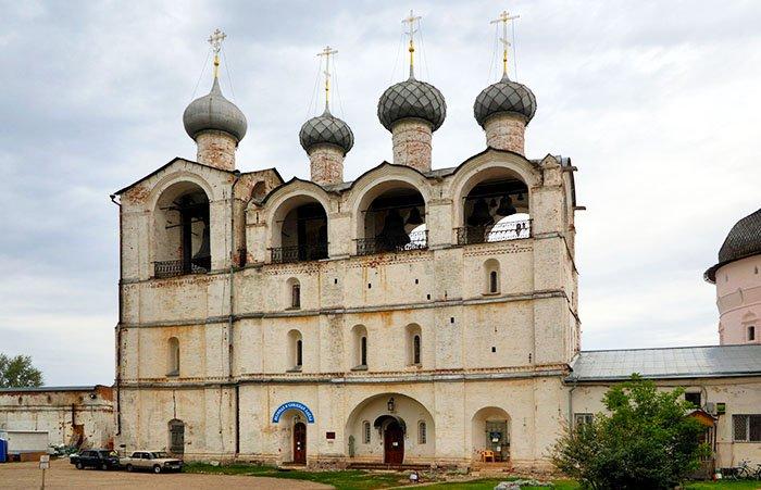Звонница Успенского собора, Ярославская область