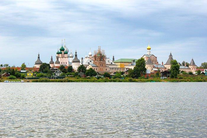 Озеро Неро. Ростовский кремль. Ярославская область