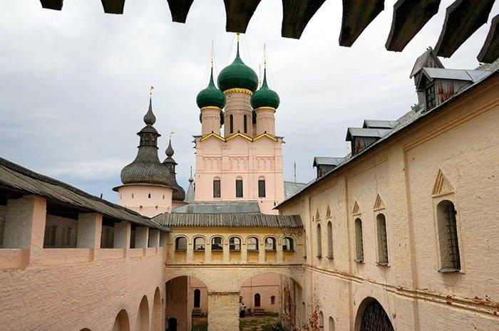 Церковь Иоанна Богослова, Ярославская область