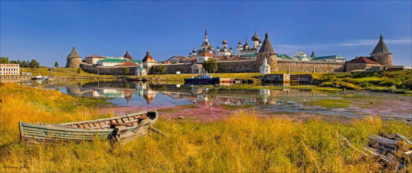 Соловецкие острова, Архангельская область
