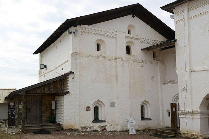 Казённая палата, Ферапонтов монастырь, Вологодская область
