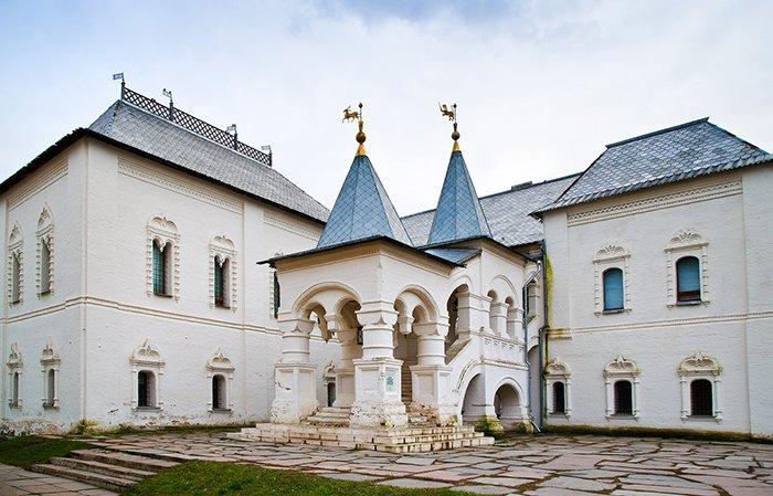 Красная палата, Ростовский кремль