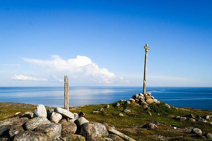 Остров Анзер, Соловецкие острова