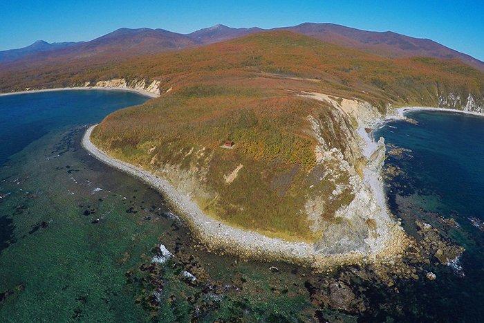 Мыс Северный, Сихотэ-Алинский природный заповедник, Приморский край