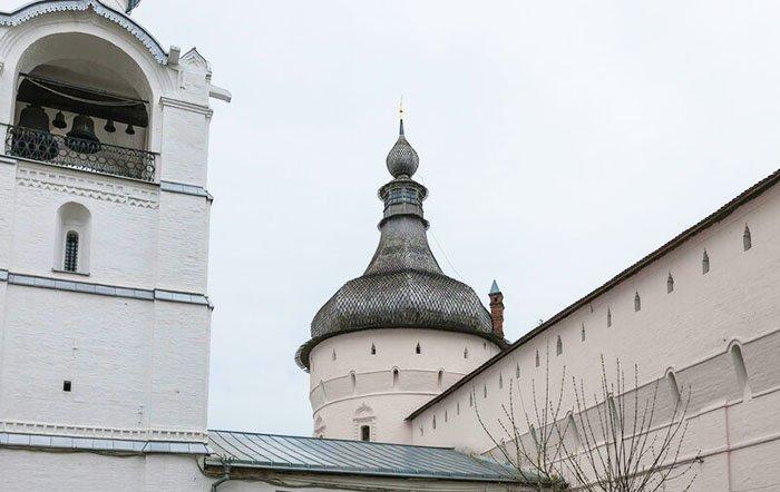 Часобитная башня, Ростовский кремль