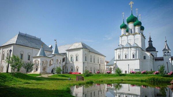 Ростовский кремль, Ярославская область
