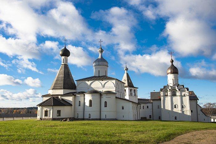 Собор Рождества Богородицы, Ферапонтов монастырь, Вологодская область