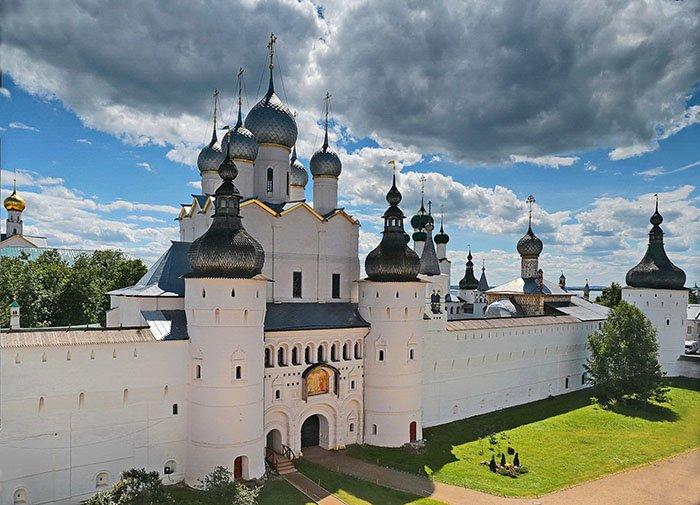 Воскресенская церковь, Ярославская область