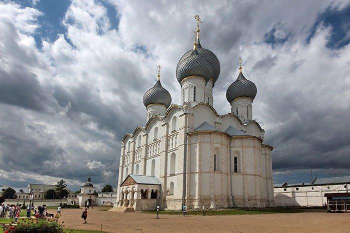 Успенский собор, Ярославская область