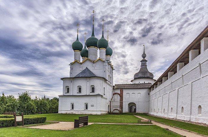Церковь Григория Богослова, Ярославская область