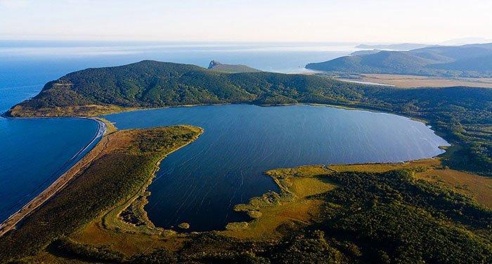 Озеро Благодатное, Сихотэ-Алинский природный заповедник, Приморский край