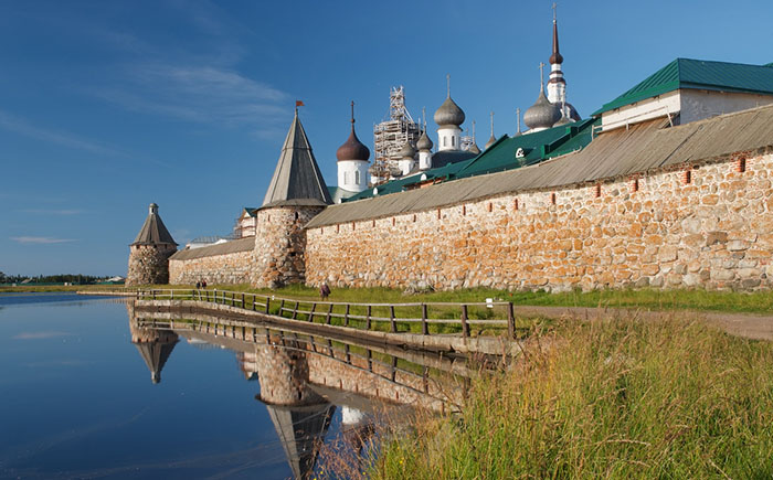 Соловецкий Кремль, Соловецкие острова