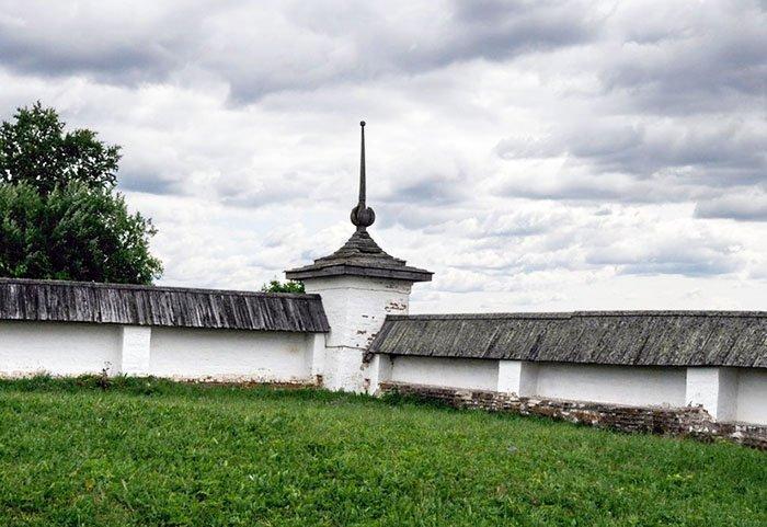 Ограда, Ферапонтов монастырь, Вологодская область