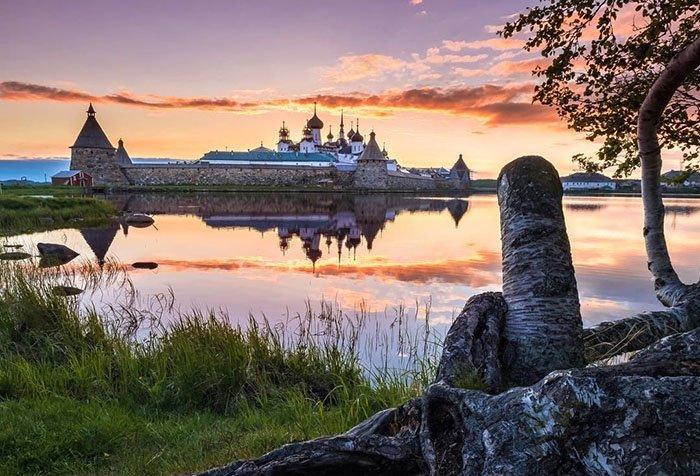 Большой Соловецкий остров, Архангельская область