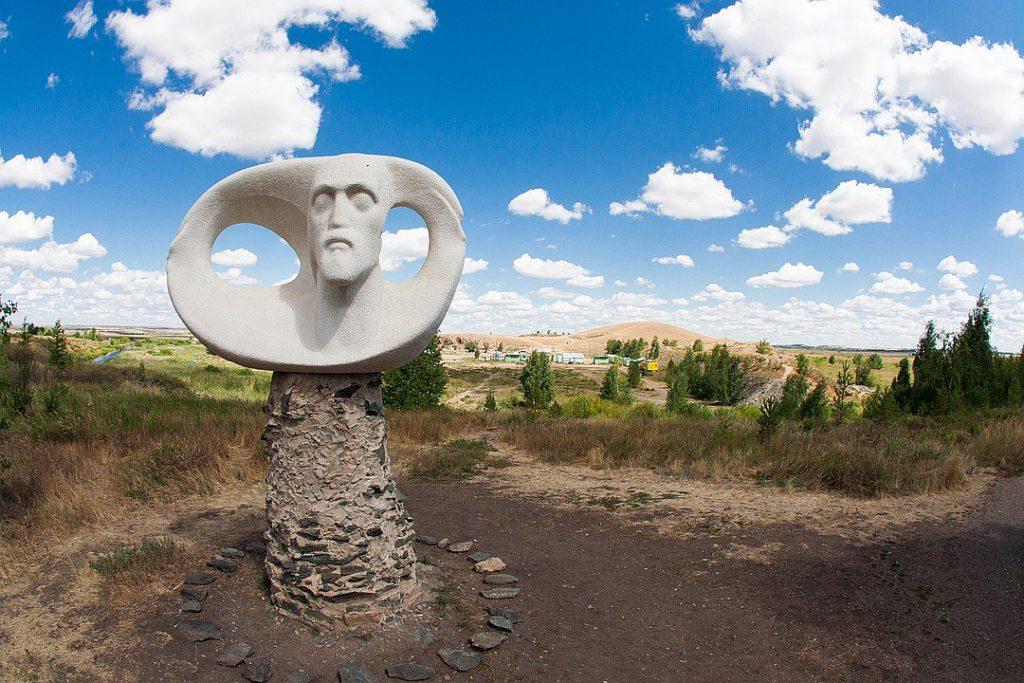 Древний город Аркаим, Челябинская область